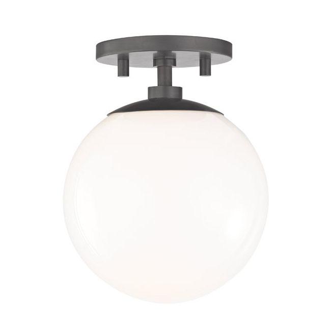 Stella Semi Flush Ceiling Light  by Mitzi