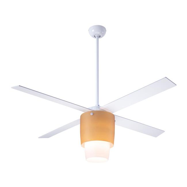 Halo Ceiling Fan with Light  by Modern Fan Co.
