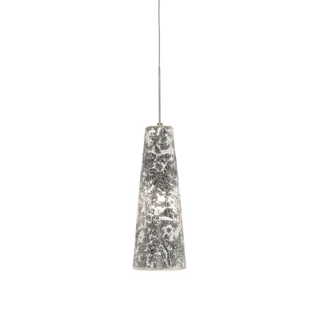 FJ Tower Of Love Shattered Pendant 24V by PureEdge Lighting | FJ-TOL-SSC-24-SN
