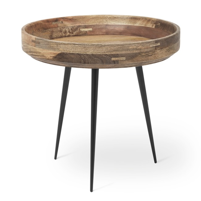 Bowl Side Table  by Mater Design