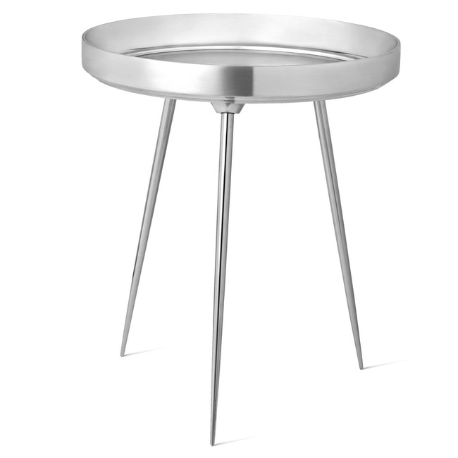 Bowl Metal Table  by Mater Design