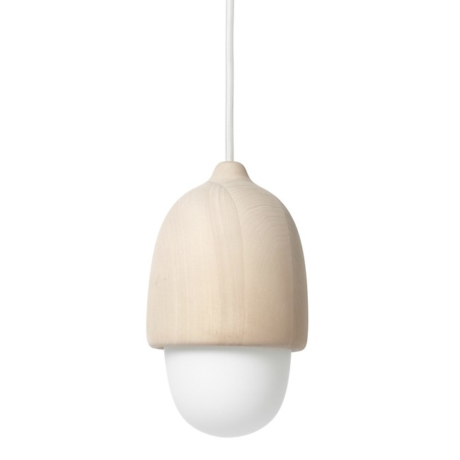 Terho Small Pendant  by Mater Design