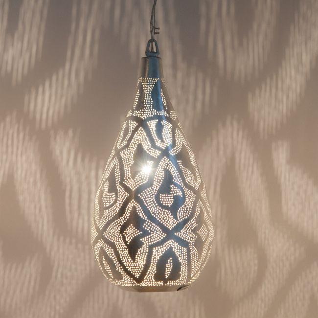 Elegance Filigrain Pendant  by Zenza Home
