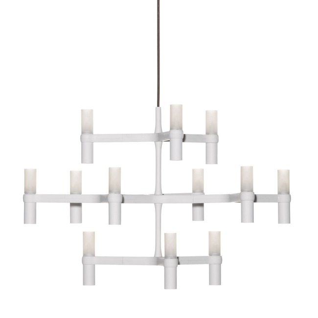 Crown Minor Chandelier  by Nemo