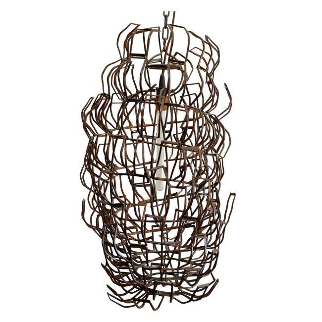 Sumac Pendant  by Lucy Slivinski
