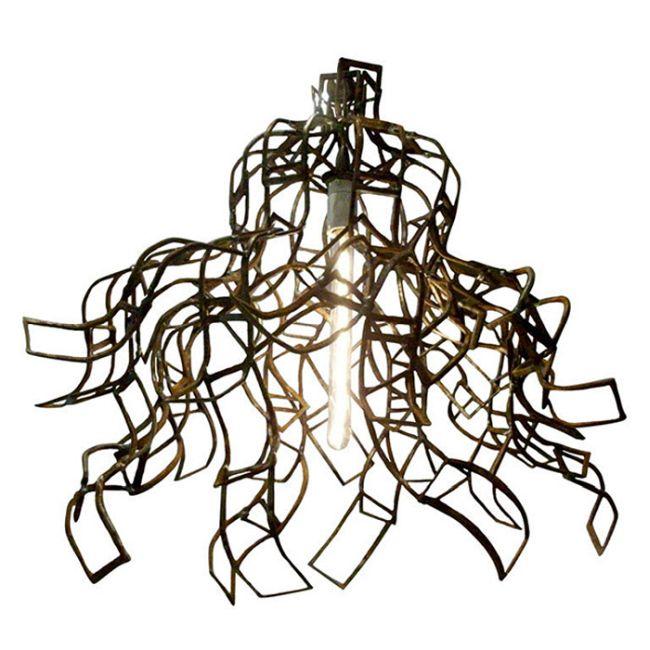 Flora Pendant  by Lucy Slivinski