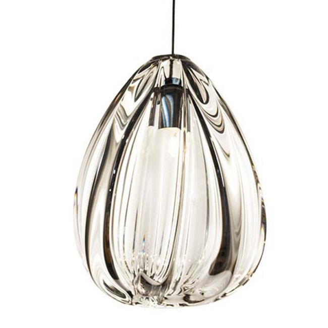Small Thick Barnacle FJ Pendant by Siemon & Salazar | 24-58-48XS-BZ