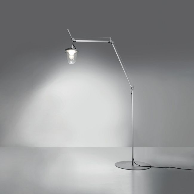Tolomeo Outdoor Lantern Floor Lamp  by Artemide