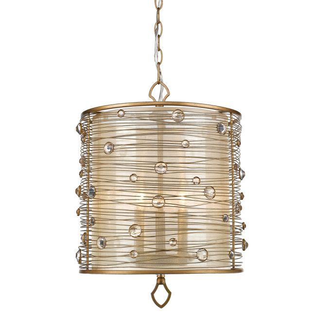 Joia Pendant  by Golden Lighting