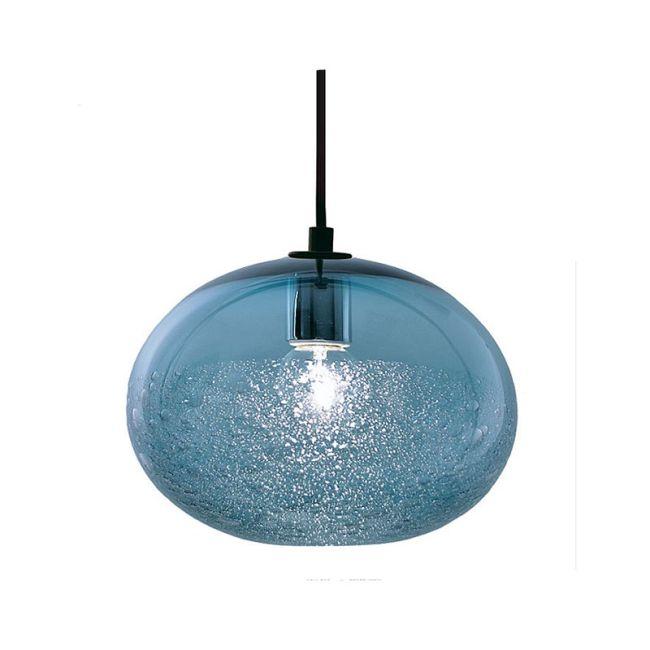 Bubble Ellipse Pendant by Siemon & Salazar | 30-15-134-BZ-BP