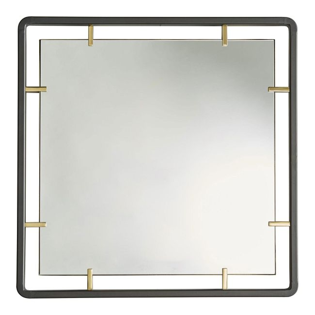 Janey Square Mirror  by Arteriors Home