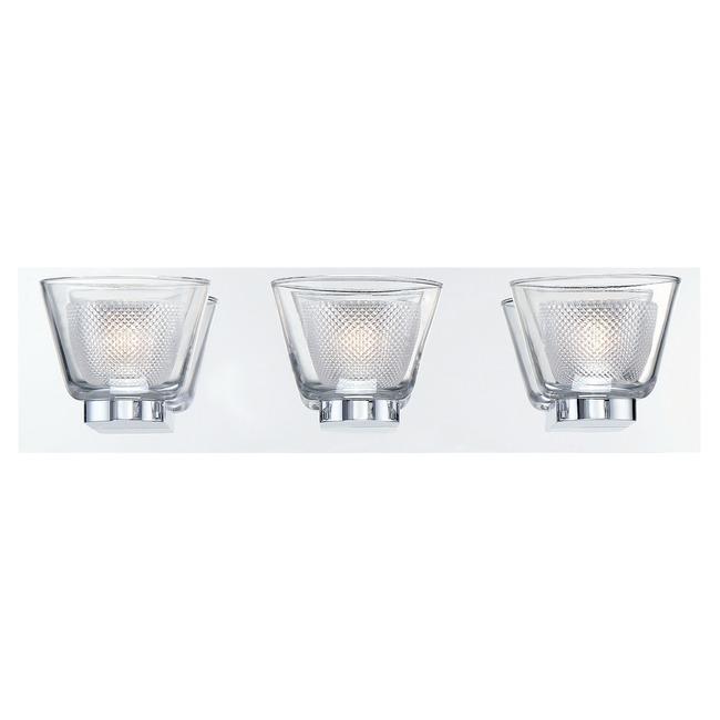 Trent Bathroom Vanity Light  by Eurofase