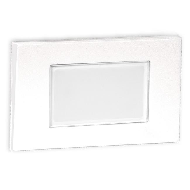 120V LED130 Horizontal Step / Wall Light with Lens  by WAC Lighting