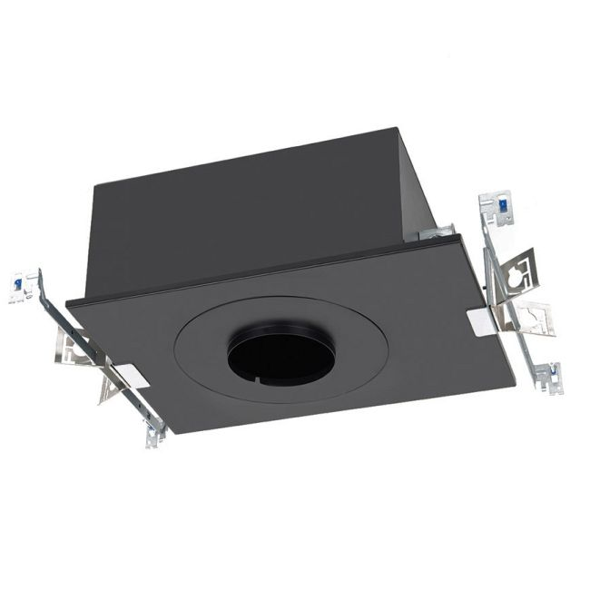 Volta 4.5IN Round Trim New Construction IC Housing  by WAC Lighting