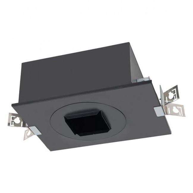 Volta 4.5IN Square Trim New Construction IC Housing  by WAC Lighting