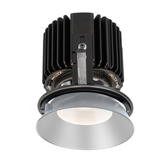 Volta 4.5IN Round 90CRI Shallow Downlight Invisible Trim  by WAC Lighting