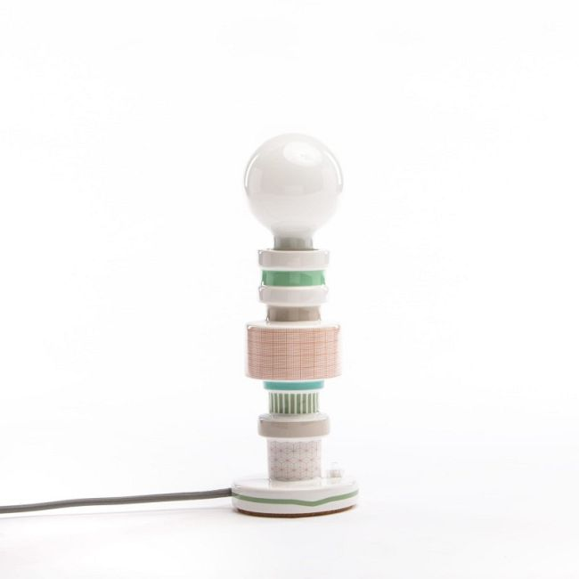 Moresque Table Lamp  by Seletti