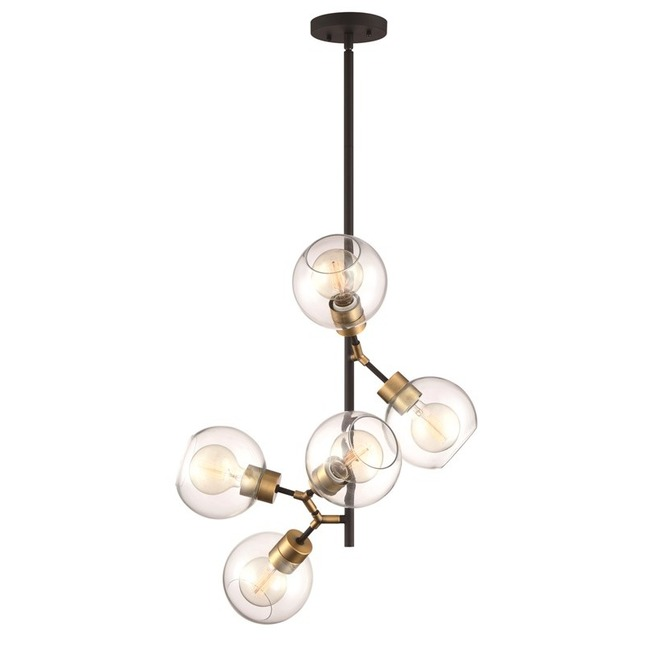 Pierre Pendant  by Zeev Lighting