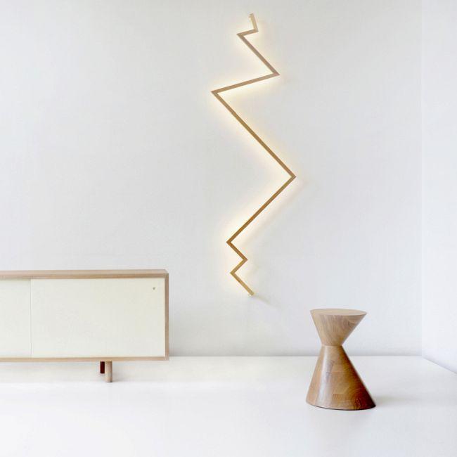 Bolt Wall Light  by hollis+morris