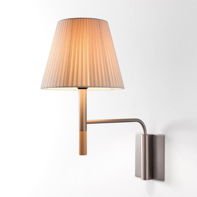 BC3 Swing Arm Wall Light  by Santa & Cole