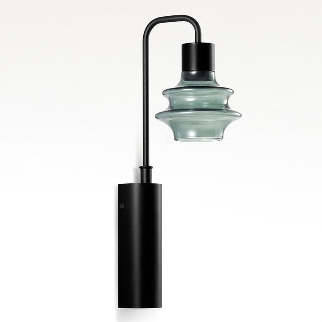 Drip Drop Short Wall Light  by Bover