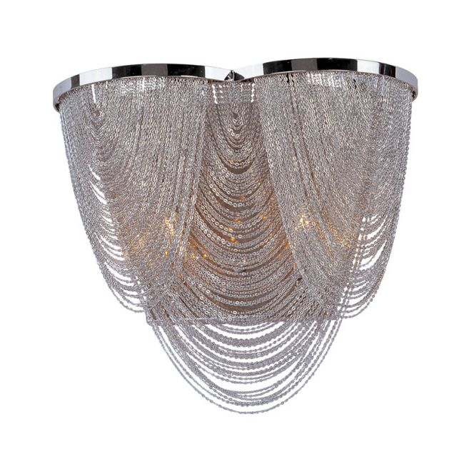 Chantilly Wall Light by Maxim Lighting | 21469NKPN