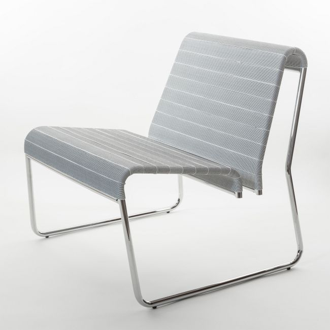 Farallon Lounge Chair  by Danese Milano
