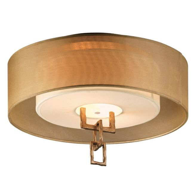Link Semi Flush Ceiling Mount by Troy Lighting | C2870