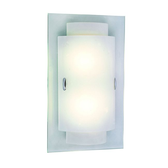 Double Rectangles Wall Sconce by Trans Globe   MDN-843