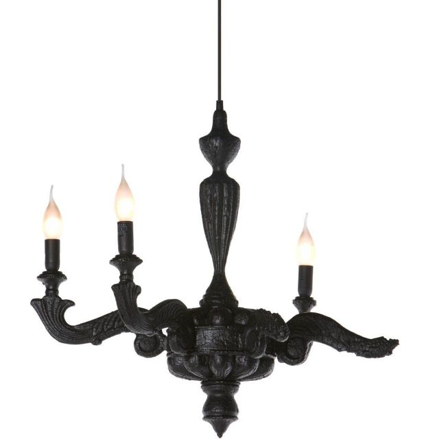 Smoke Chandelier by Moooi  by Moooi