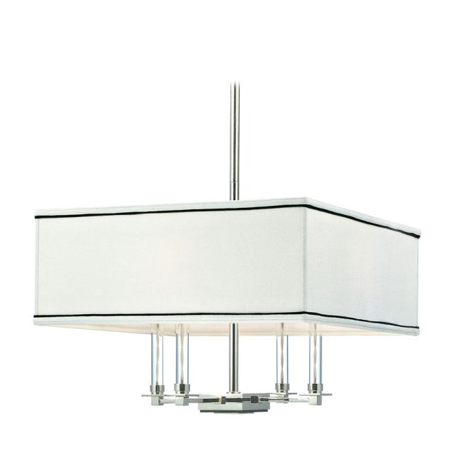 Collins Chandelier by Hudson Valley Lighting | 2919-PN