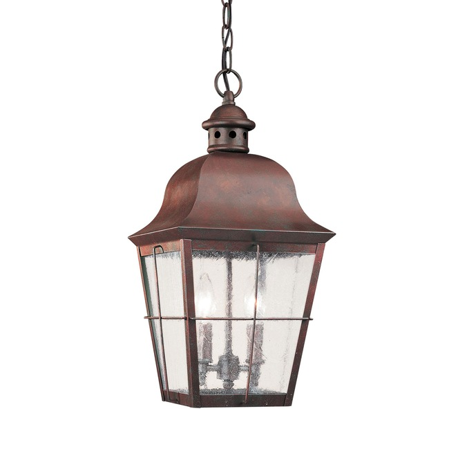 Chatham T24 Energy Star Outdoor Pendant  by Sea Gull Lighting