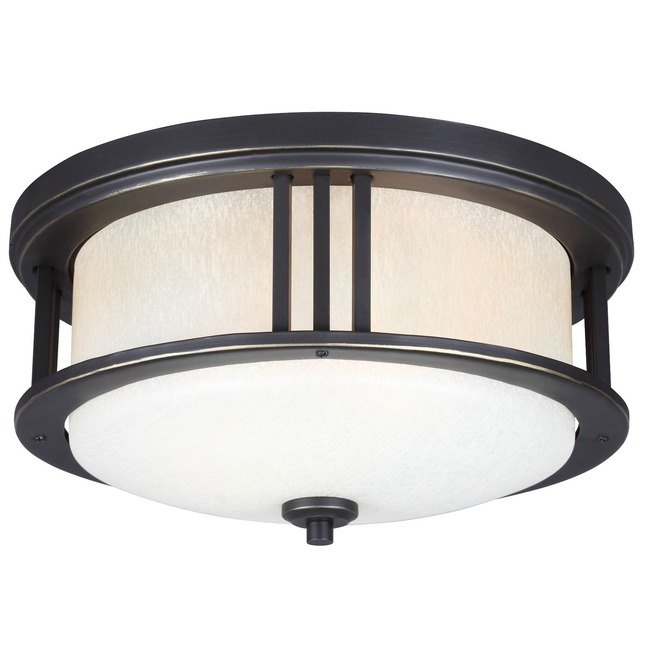 Crowell Outdoor Ceiling Light Fixture  by Sea Gull Lighting