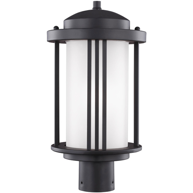 Crowell Outdoor Post Light Fixture  by Sea Gull Lighting