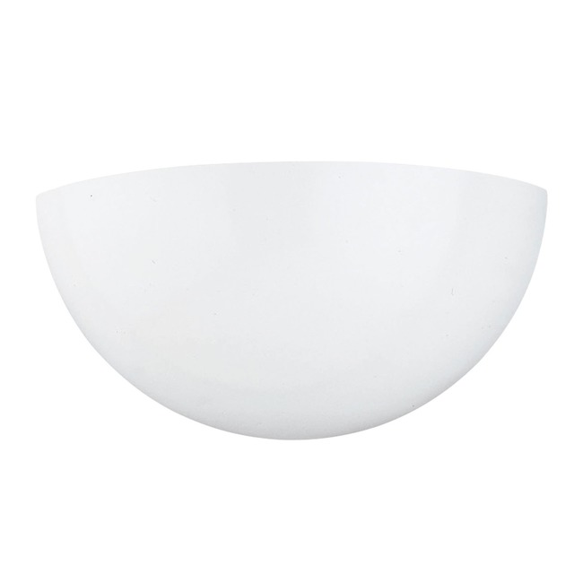 Decorative Smooth Wall Sconce  by Sea Gull Lighting