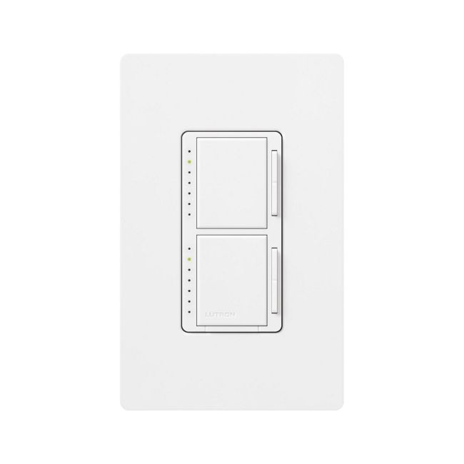 Maestro 300W Incandescent Dual Dimmer  by Lutron