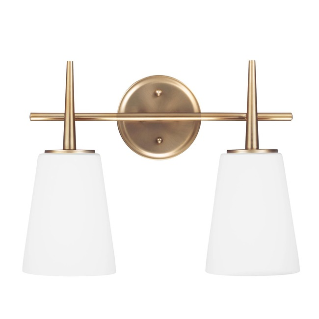 Driscoll Bathroom Vanity Light  by Sea Gull Lighting