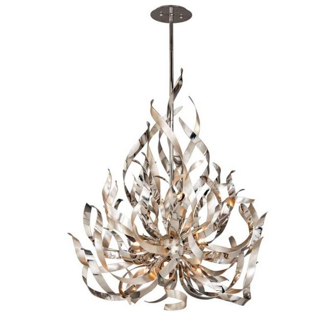 Graffiti Chandelier by Corbett Lighting | 154-49