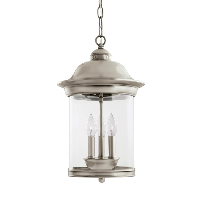 Hermitage 3-Light Outdoor Pendant  by Sea Gull Lighting