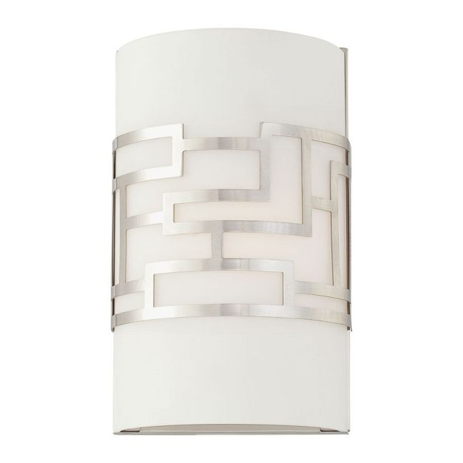 Alecia's Necklace Wall Sconce by George Kovacs | P195-084