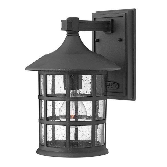 Freeport Outdoor Wall Light by Hinkley Lighting | 1804BK