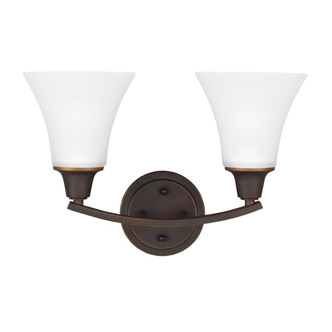 Metcalf Bathroom Vanity Light  by Sea Gull Lighting