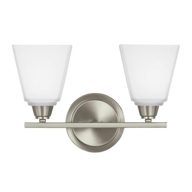 Parkfield Bathroom Vanity Light  by Sea Gull Lighting