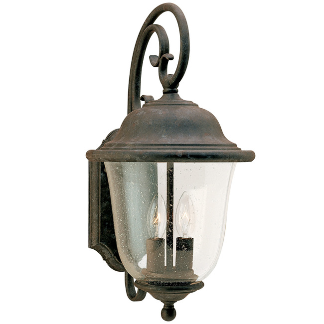 Trafalgar Outdoor Wall Lantern  by Sea Gull Lighting