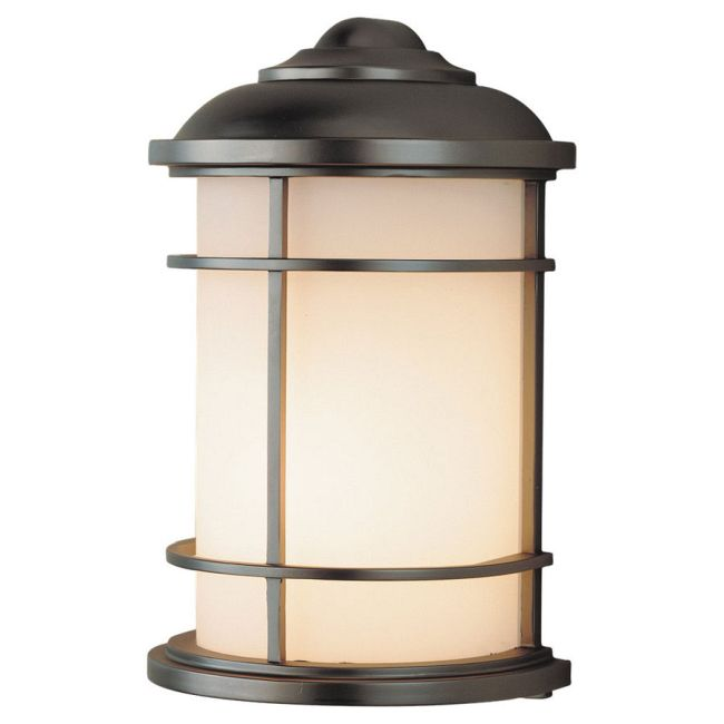 Lighthouse Outdoor 2203 Wall Light by Feiss   OL2203BB