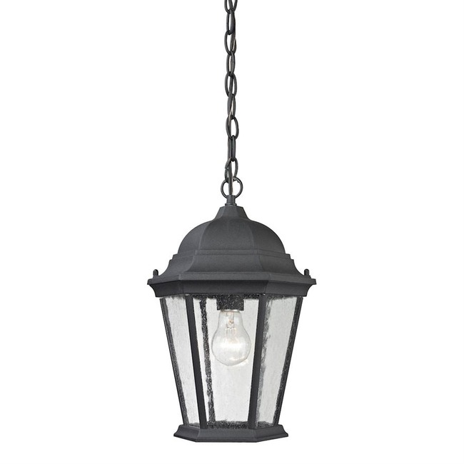 Temple Hill Outdoor Pendant  by Thomas Lighting
