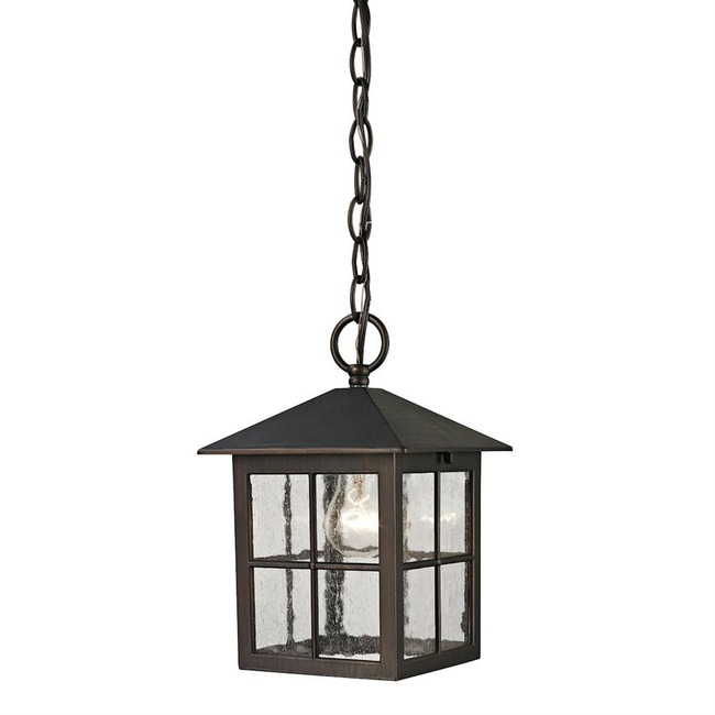 Shaker Heights Outdoor Pendant  by Thomas Lighting