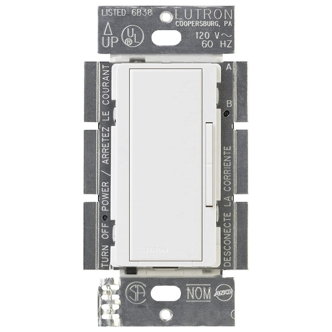 Maestro Companion Dimmer by Lutron   ma-r-wh