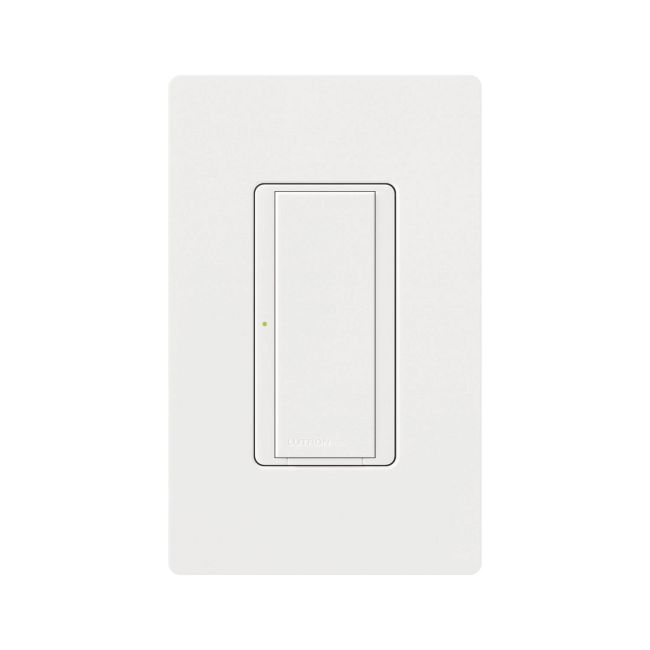 Maestro Digital Switch by Lutron | ma-s8am-wh