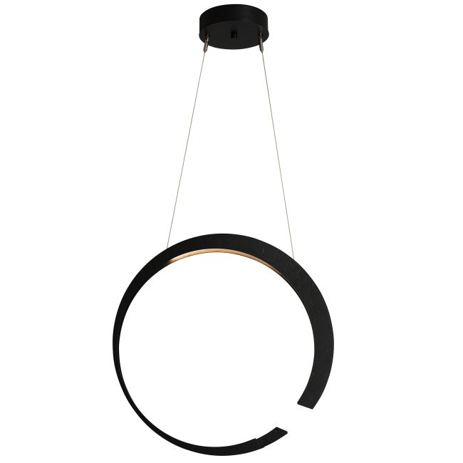 Loves Me Not Pendant  by Vermont Modern